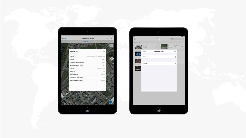 How to Configure Collector for ArcGIS with Arrow on iOS iPads Esri GPS GIS Arrow GNSS