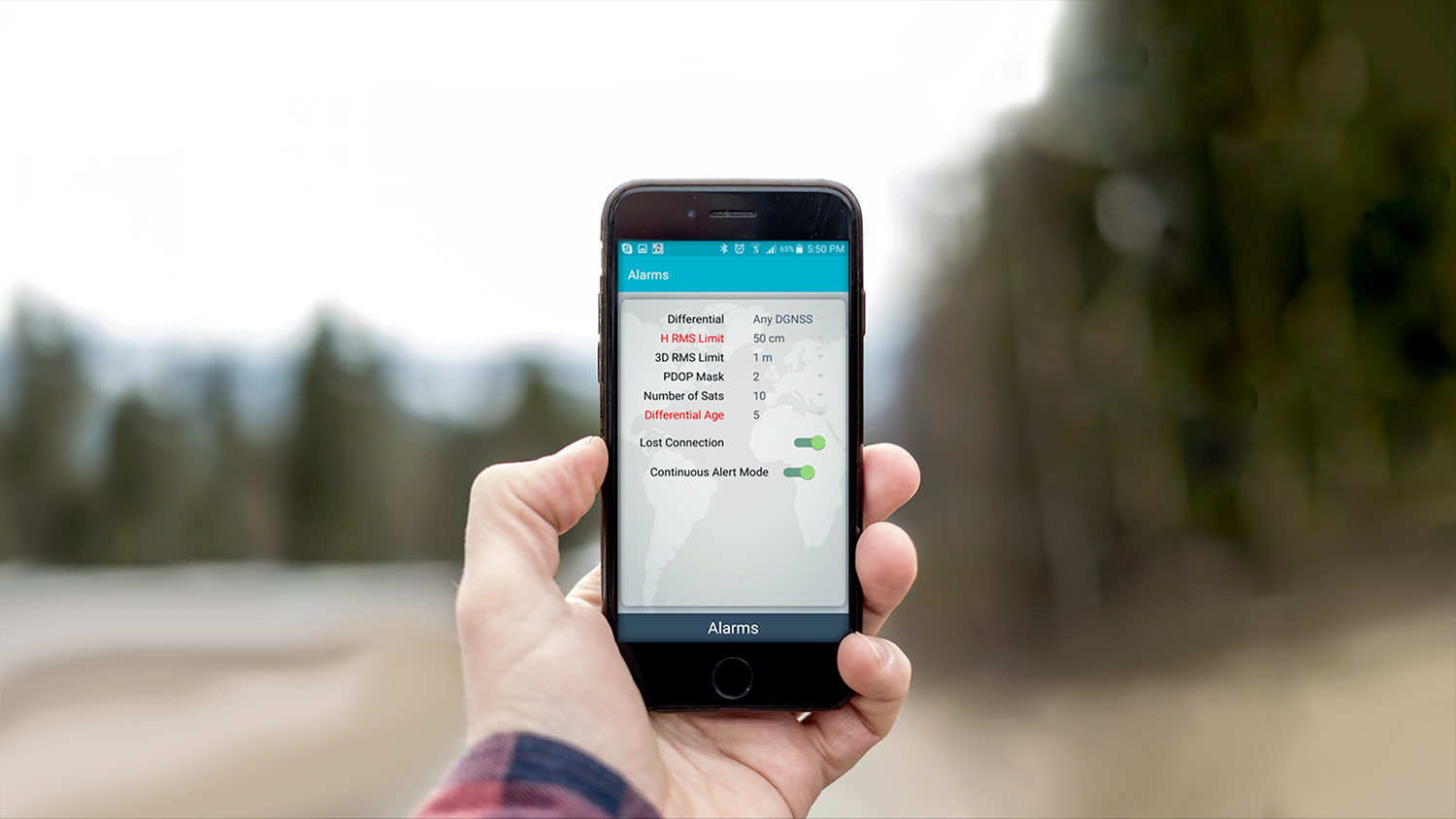 How to Connect Your Arrow GNSS Receiver to Android Devices GPS GNSS