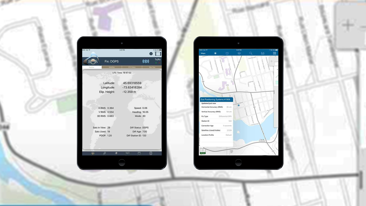 How to Know if Your Mobile Device GNSS Accuracy is Correct (Or Not) GIS GPS