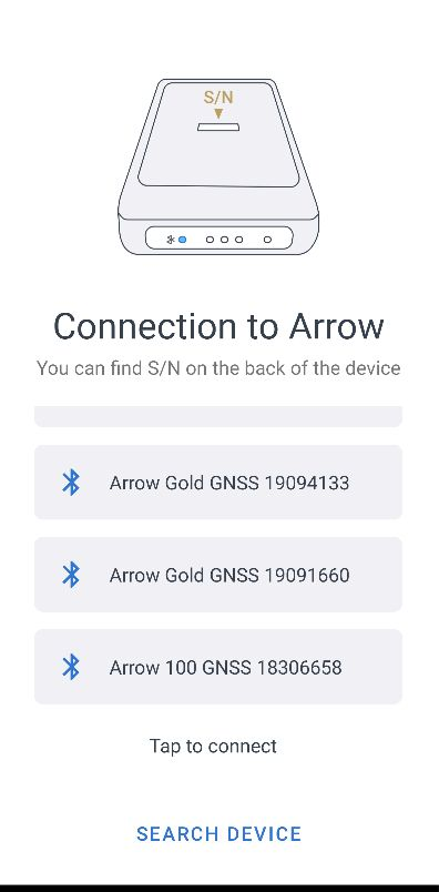 Mock Location Android Eos Tools Pro - MainPage_Connection screenshot