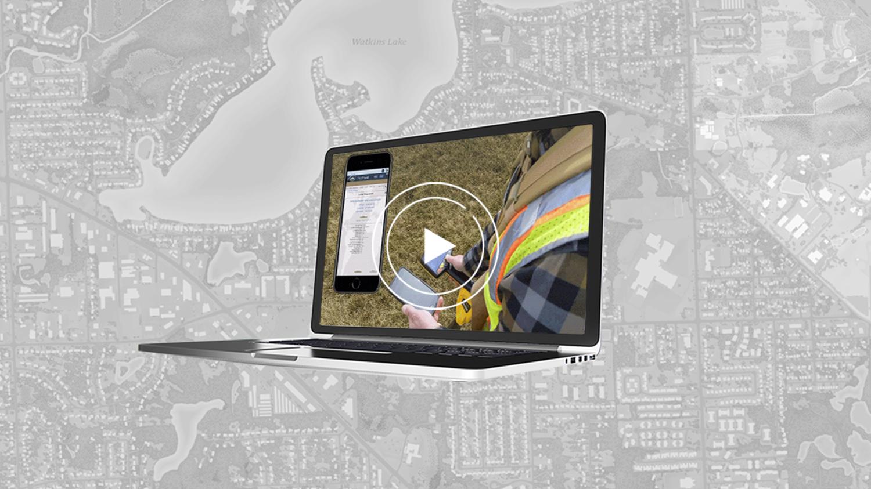 Oakland County Michigan webinar with Eos Locate for ArcGIS FIeld Maps, Esri Electric, OHM Advisors, March 2021