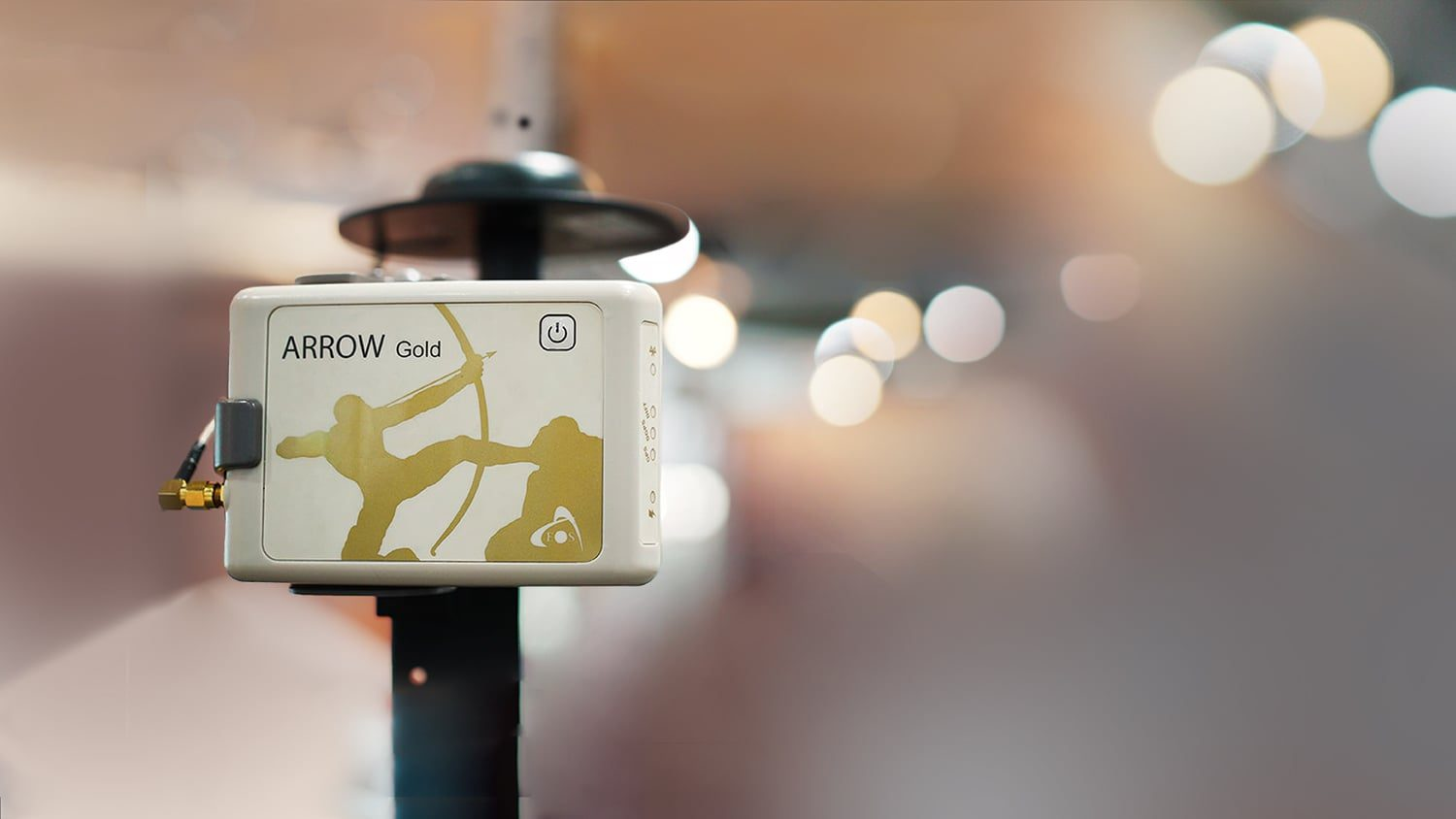 About Eos Positioning Systems GIS GNSS GPS Arrow