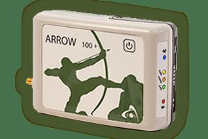 Arrow 100+ Plus model GNSS receiver SBAS Atlas
