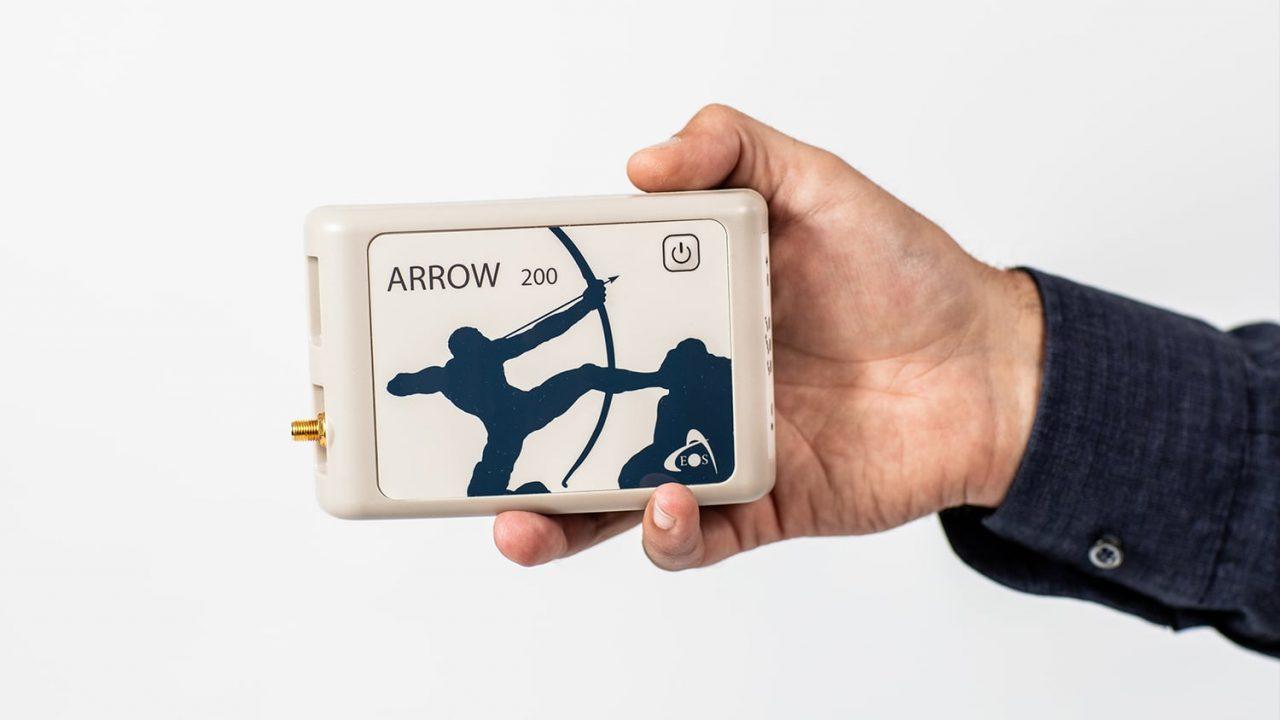 Eos Arrow 200 GNSS Receiver GPS GIS BeiDou GLONASS