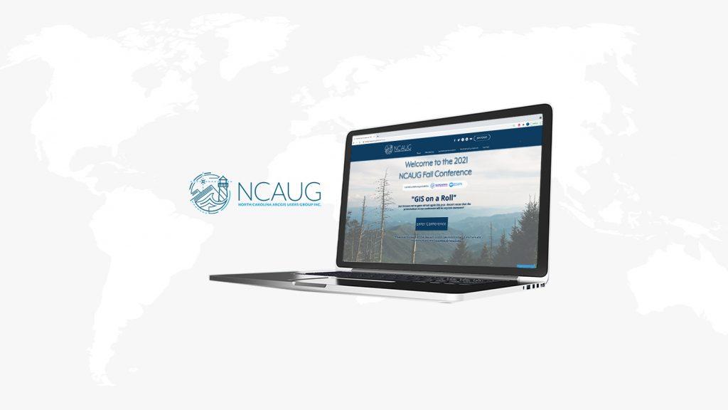 North Carolina ArcGIS User Group 2021 virtual event NCAUG