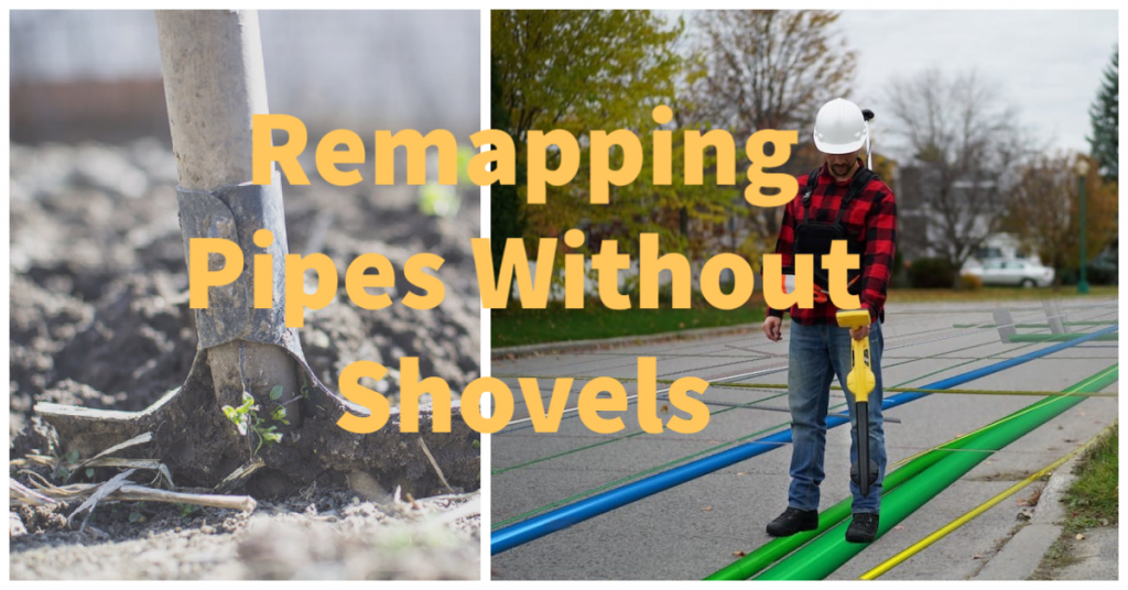 Remapping-pipes-without-shovels-DeWitte-Coolidge-Esri Eos Locate GPS GNSS ArcGIS Field Maps