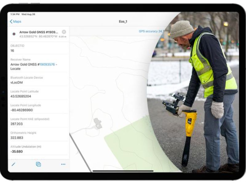 Looking Beyond the Digital Twin: Combining Third-Party Sensor Data Into Your Accurate GIS Maps