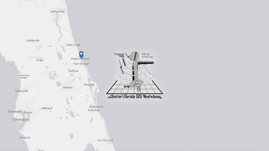 Central Florida GIS Workshop 2021 Eos Arrow GPS GIS GNSS