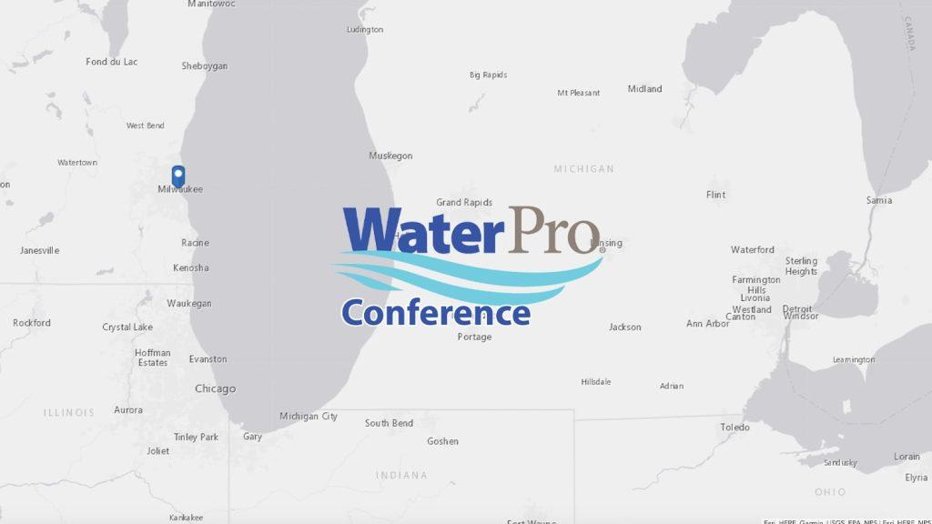 NRWA Water Pro 2021 Eos Arrow GIS GPS GNSS