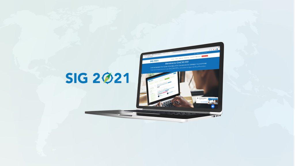 2021 Esri France SIG virtual event